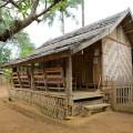 Im Dorf Houay Fai übernachten Sie in Gasthäusern der Einheimischen