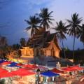 Die himmlische Königsstadt Luang Prabang entdecken Sie mit dem Fahrrad