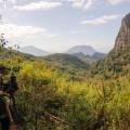 Dem Fair Trek folgend, durchstreifen Sie die Bergwelt
