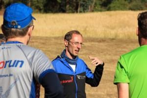 Piet von gotorun: Laufen ist seine Welt.