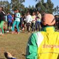 """Auf dieser Reise treffen  Sie den """"Coach"""" Sentayehu Eshetu und schauen ihm beim Training über die Schulter."""