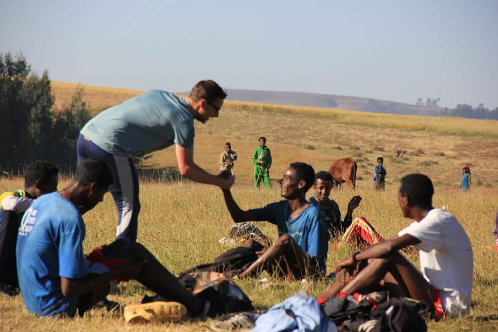 Wir mischen uns unters Volk und wer möchte kann sich in Bekoji oder Debark dem Training der lokalen Läufer anschließen