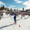 Vuokatti Hiihto und European Championship of Crosscountry Skiing 2017 in Vuokatti, Finnland