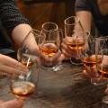 Natürlich darf eine Kostprobe des berühmten Madeira-Weins nicht fehlen.