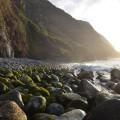 Abendstimmung an der Steilküste Madeiras