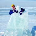 Russland - Baikal Ice Marathon