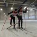 Deutschland - Oberhof - Dicht an Dicht beim Spaßwettkampf