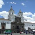 Hauptstadt Ecuadors und UNESCO-Weltkulturerbe: Quito auf 2850 m