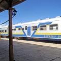 Per Zug geht es von Oruro nach Uyuni