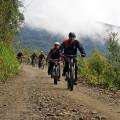 Per Rad durch den Bergregenwald Boliviens (optional)