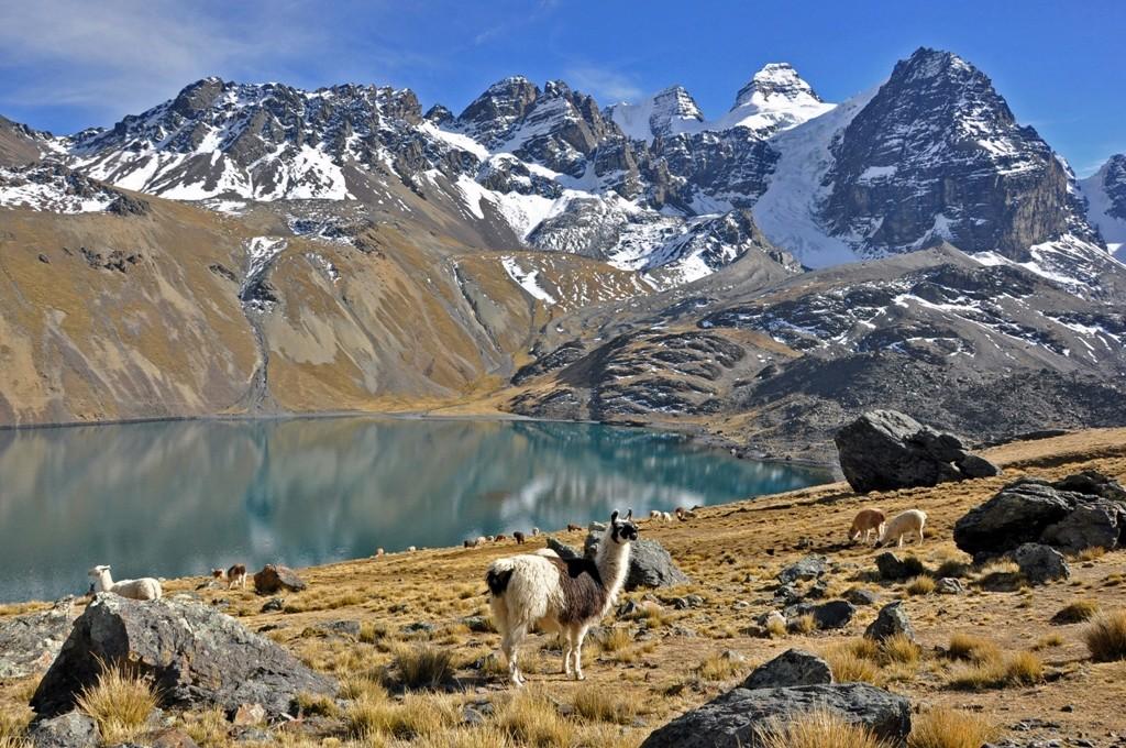 Unsere neue Wanderreise führt von Bolivien bis Peru