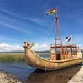 Titicacasee - hier am bolivianischen Ufer
