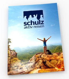 schulz aktiv reisen - Katalog 2016/17