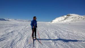 Ob Skarverennet oder einfach nur über die Fjells -  ein Wintertraum