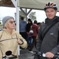 Mit Vilma auf dem Fahrrad gen Ostseeküste: erhellend, spannend, humorig ...