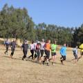 Training am Entoto, dem Hausberg von Addis Abeba (ca. 3100 m ü.d.M.)