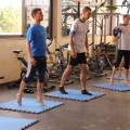 Mobilisationstraining, Stretching und Lauf-ABC sind wichtige Bestandteile beim Lauftraining