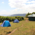 Sankaber Camp im Simien-Nationalpark (3240 m)