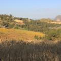 Landschaft bei Debark im Simien-Nationalpark (ca. 3000 m ü.d.M.)