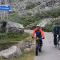 Auf dem Rallarvegen - ein Muss für jeden Norweger