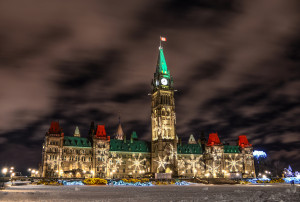 Ottawa, eine der schönsten Städte Kanadas