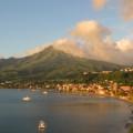Vulkan Pelée auf Martinique