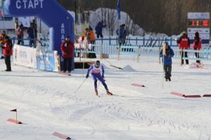 Russland - Murmansk-Skimarathon