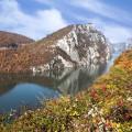 Am Eisernen Tor - imposanter Talbruch der Donau