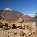 Teneriffa: Blick auf den majestätischen Teide