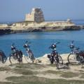 Ihre Räder pausieren in der Sonne