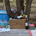 Gestärkt wird sich unterwegs bei leckeren Picknicks mit lokalen Spezialitäten