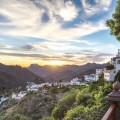 Morgendämmerung auf Gran Canaria
