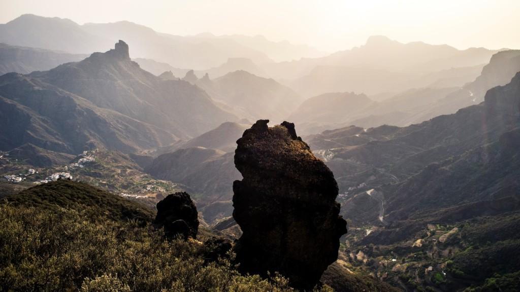 Die wilde Bergwelt auf Gran Canaria