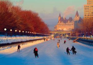 Kanadas Hauptstadt Ottawa ist immer einen Besuch wert.