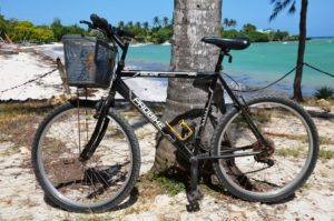 Dem Besonderen auf der Spur – mit dem Fahrrad über Sansibar