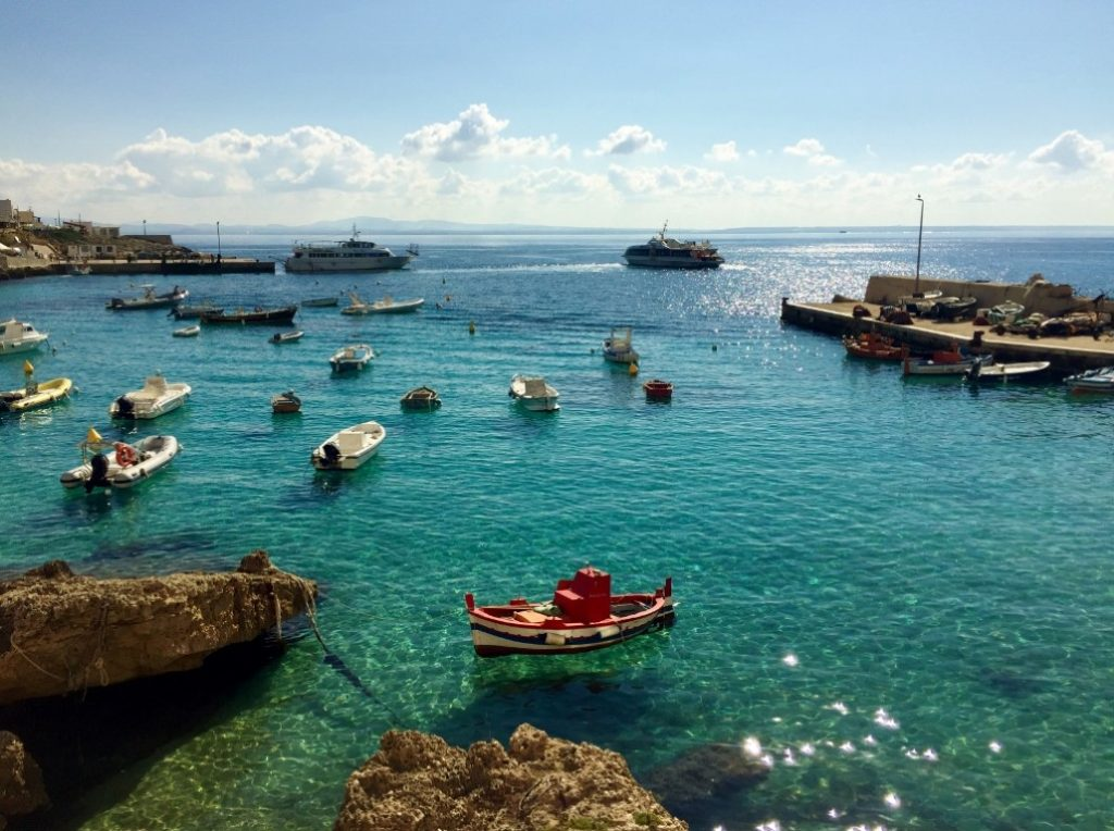 Italien - Sizilien - Favignana
