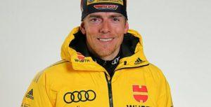 Mit von der Partie: der ehemalige Weltcup-Athlet Jens Filbrich