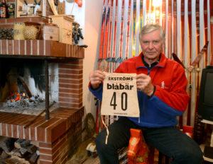 Gert-Dietmar Klause - bis heute einziger deutscher Vasaloppet Sieger.