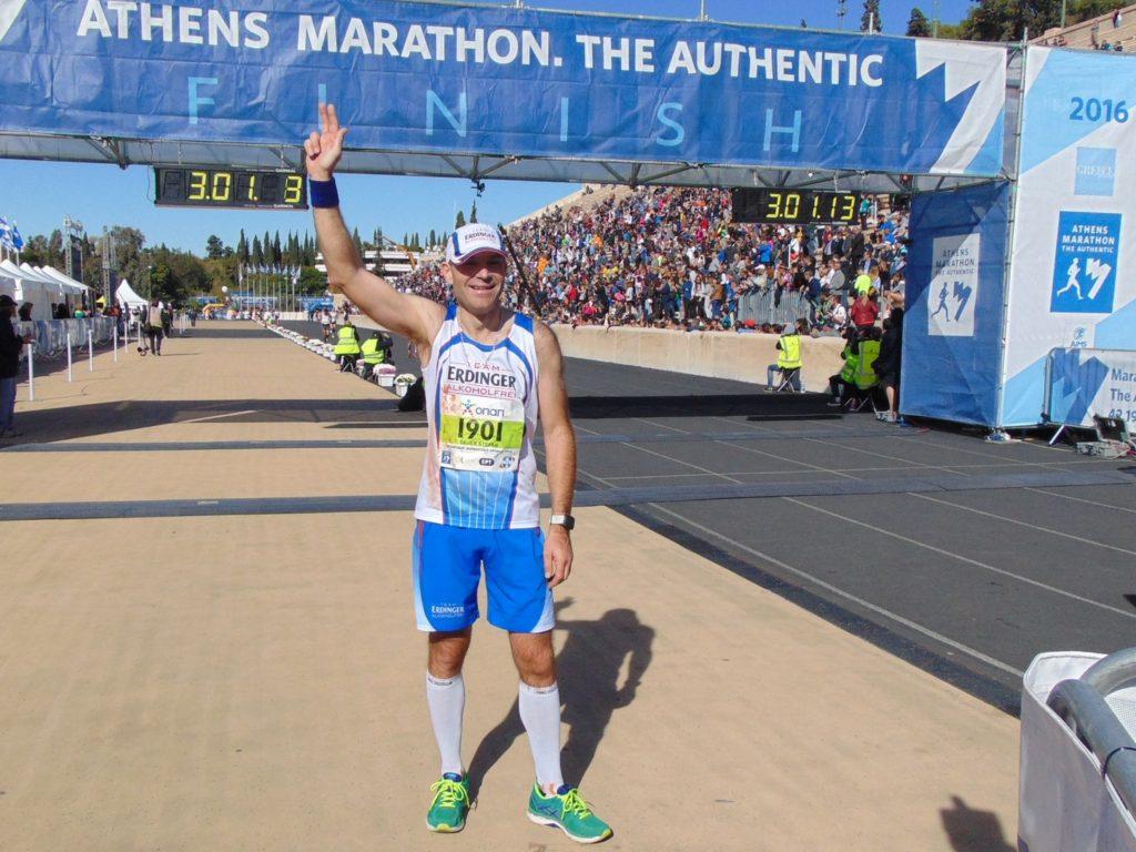 Der beste Deutsche: Stefan Sauer in 2:59:41h