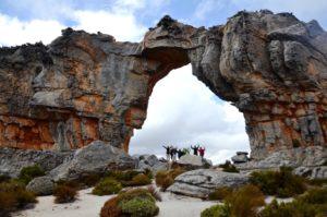Das Highlight in den Cederbergen: der Wolfberg Arch