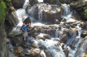 ... in Nepals Tsum Valley ...