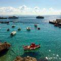 Ägadische Inseln, Hafen von Levanzo