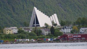 DAS Wahrzeichen der nördlichsten Universitätsstadt der Welt - die Eismeerkathedrale