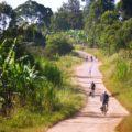 Ruhige Wege ermöglichen einmalige Perspektiven auf Land und Leute