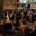 Abends in Belgrad