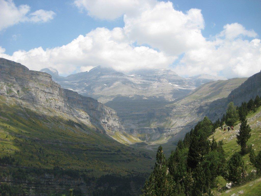Spektakuläre Bergpanoramen im Ordesa-Nationalpark
