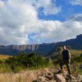 Das Amphitheatre in den Drakensbergen