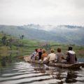 Bootstour auf dem Lake Mutanda