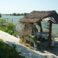 Am Ufer des Sulina-Kanals