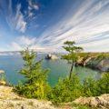 Schamanenfelsen – Wahrzeichen des Baikal